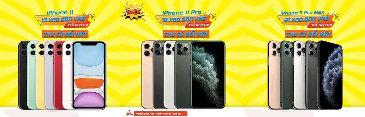Toàn quốc - Shop Apple Gia Lai Giảm giá iPhone 11 cực sốc - Thu củ đổi mới iPhone  Iphone-11-ha-gia-nen-mua-phien-ban-nao-tot-nhat-nstqp