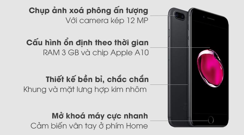 Tại Sao Năm 2021 Rồi Vẫn Còn Dùng iPhone 7 Plus cũ?