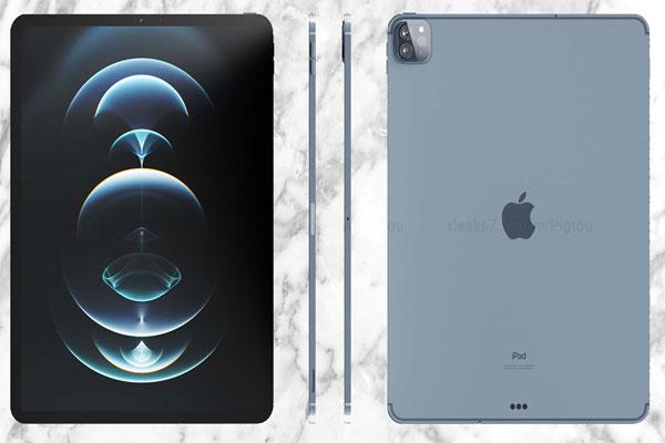 iPad Pro 2021 Và Thiết Kế Bất Ngờ So Với Phiên Bản Cũ
