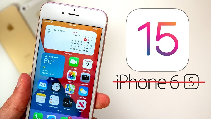 iPhone Cũ Không Thể Trải Nghiệm Tính Năng Nào Của iOS 15?